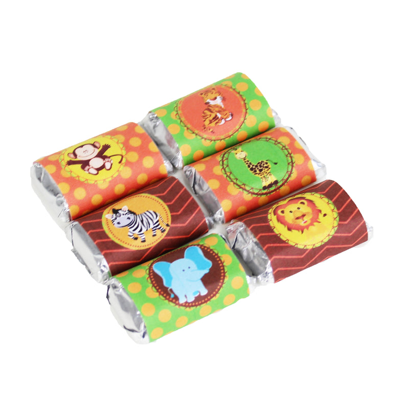 Baby Jungle Tree-free Mini Chocolate Wraps