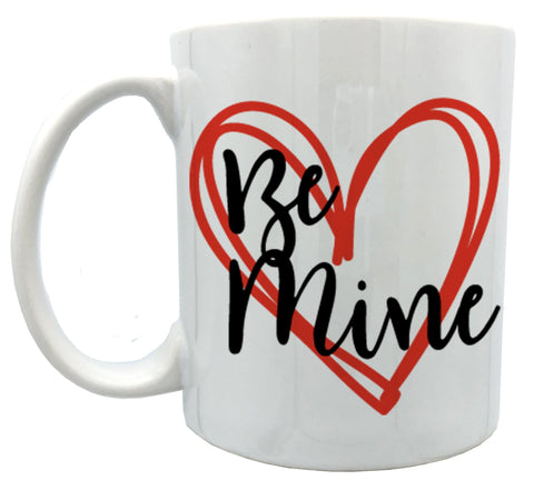 Be Mine 11oz ceramic mug
