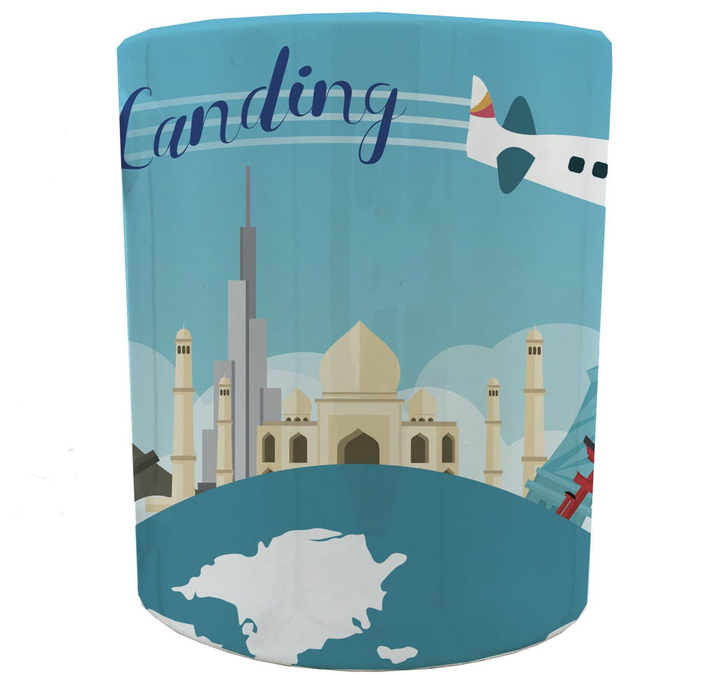 Happy landing 11oz ceramic mug