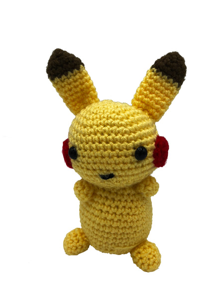 Amigurumi  Crochet Pokemon