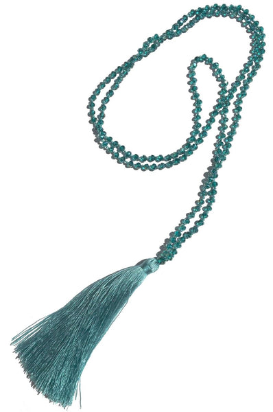 Ocean Teal Necklace