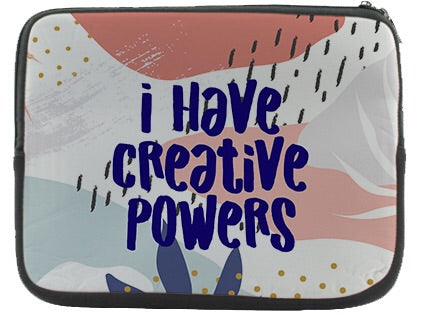 I Have Creative Powers Case for Tablet