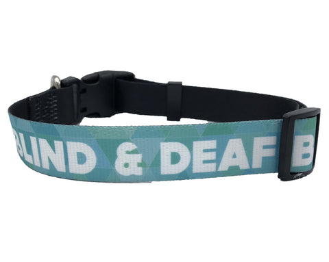 BLIND & DEAF DOG COLLAR