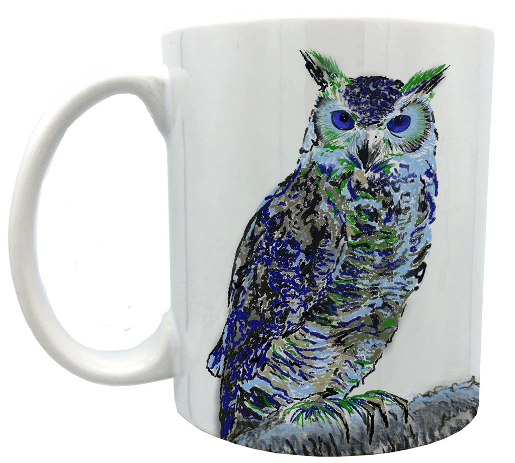 Creature of the night 11oz ceramic mug