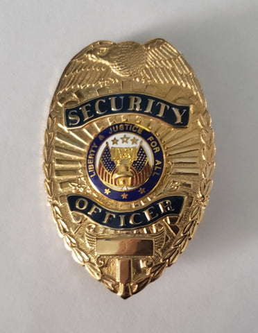 Security Officer - Gold