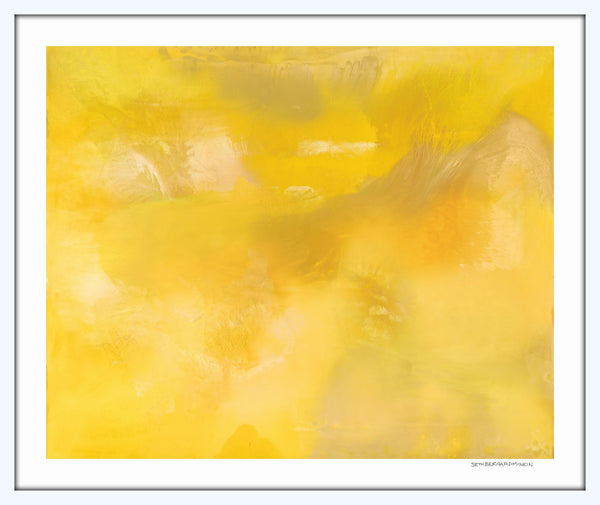 [screaming yellow zonker] [limited edition print]