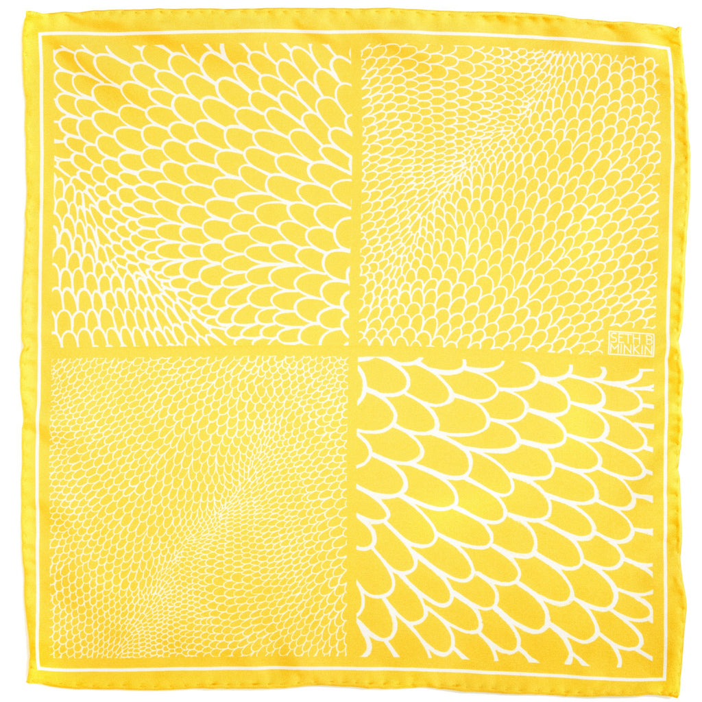 [marigold scales]  [pocket square]