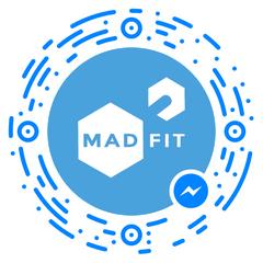 Mad Fit Facebook Message App Code