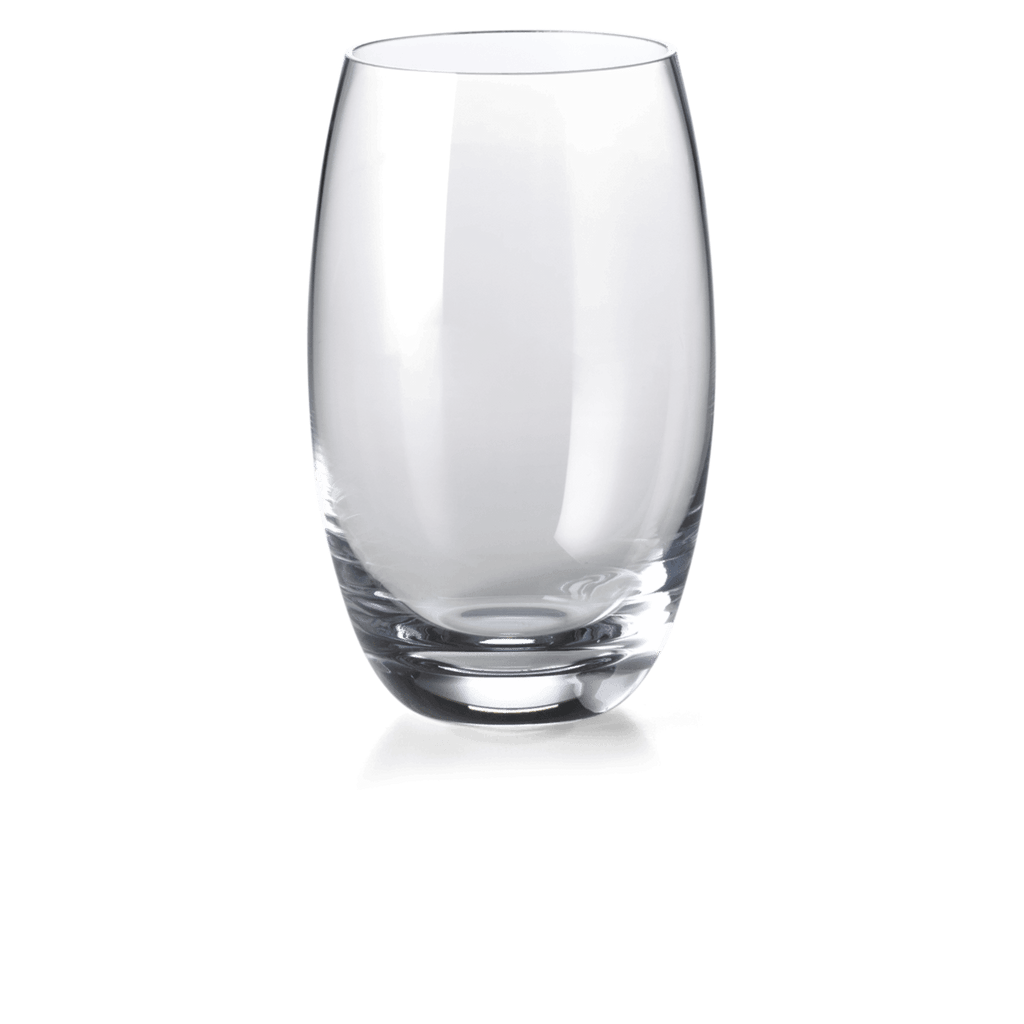 JANGEORGe Interiors and Furniture Dibbern Solid Color Tumbler Clear