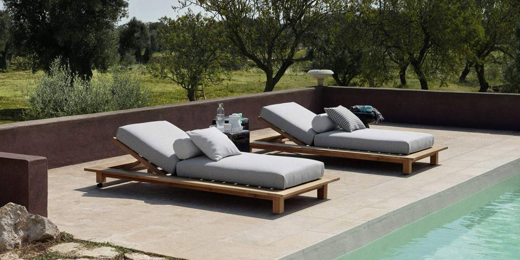 JANGEORGe Interiors & Furniture Kettal Inout 81 Daybed