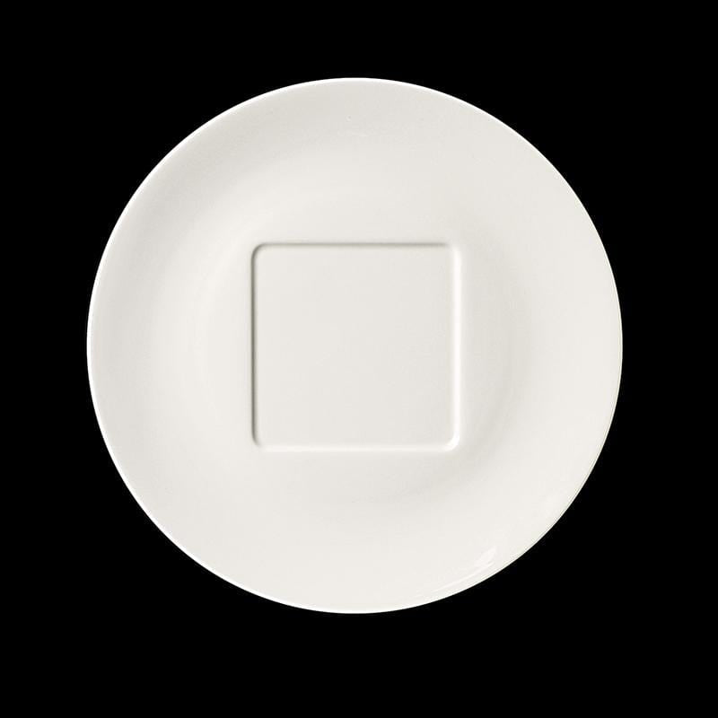 Pure Quarrée Plate 28cm | 11in (Ø)