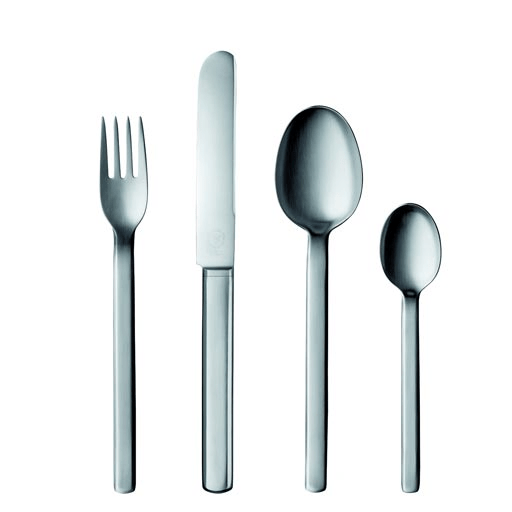 Pott 36, 5 piece set, stainless steel by Pott | JANGEORGe Interior Design