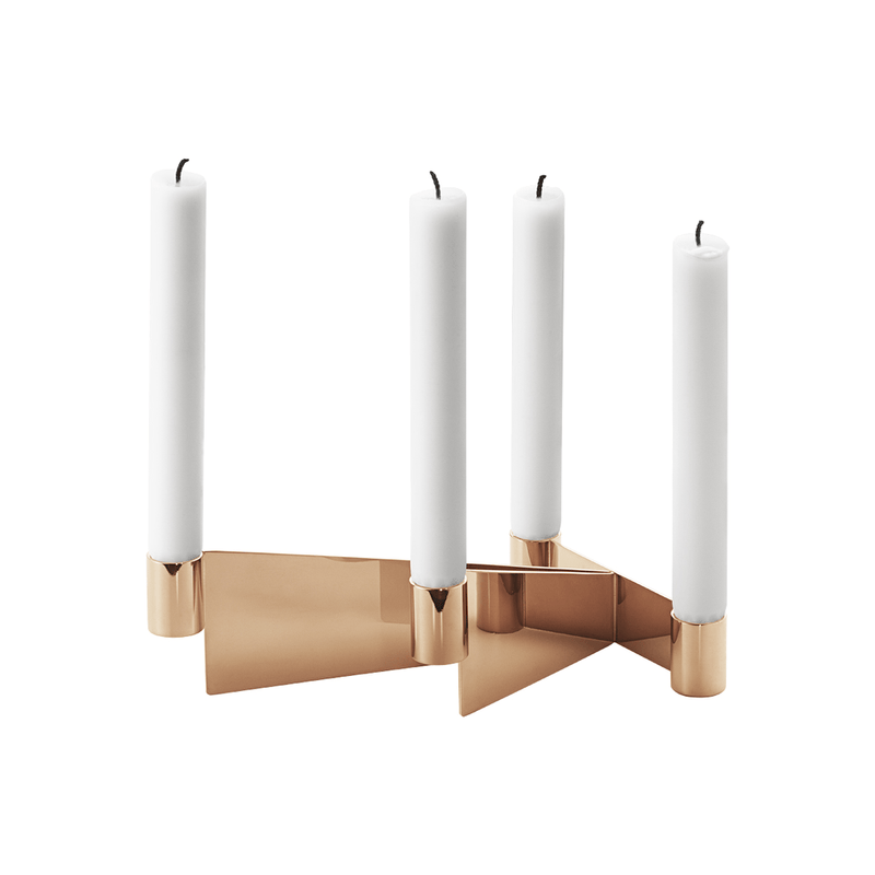 Urkiola - Candle holder | Georg Jensen | JANGEORGe Interior Design