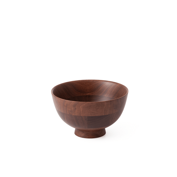 Walnut - Rice Bowl by Hikiyose | JANGEORGe Interior Design