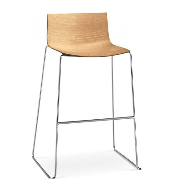 Catifa 46 (0572) - Counter Stool by Arper | JANGEORGe Interior Design