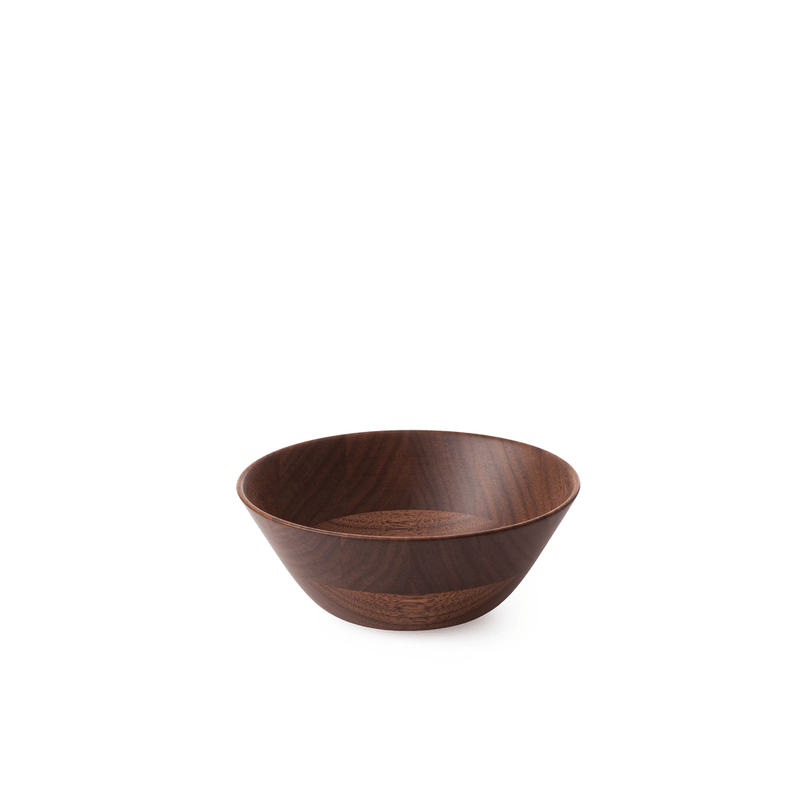 Walnut Bowl M - 5.9x2.4in | 15x6cm (ØxH) | Hikiyose | JANGEORGe Interior Design