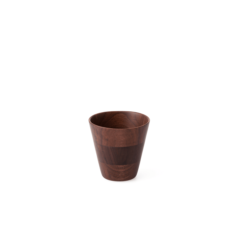 Walnut Tumbler | Hikiyose | JANGEORGe Interior Design