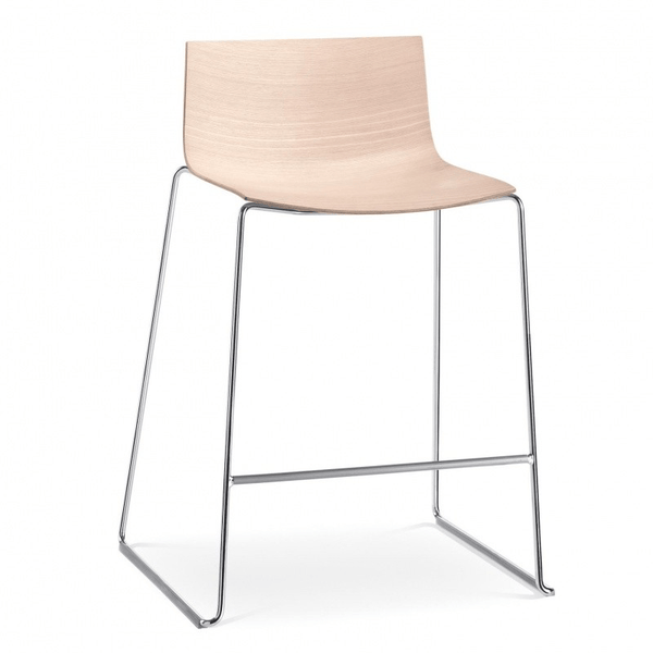 Catifa 46 (0572) Counter Stool - JANGEORGe Interior Design - Arper
