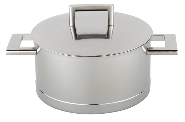 John Pawson - Cooking pot with lid by When Objects Work | JANGEORGe Interior Design