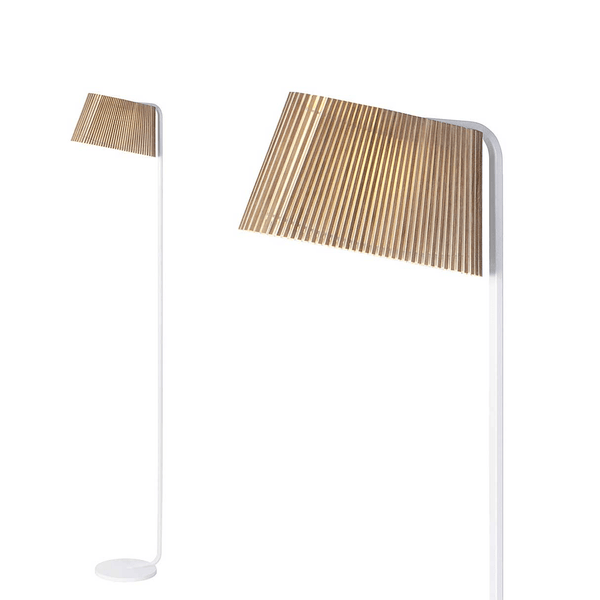 Owalo 7010 - Floor Lamp by Secto | JANGEORGe Interior Design