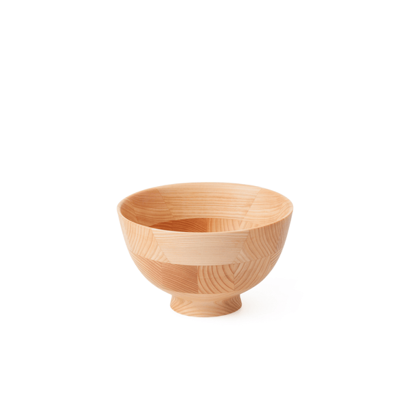 Japanese Cypress - Rice Bowl by Hikiyose | JANGEORGe Interior Design