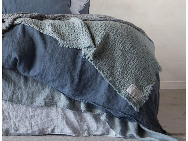 Flocca Blanket | Hale Mercantile Co. | JANGEORGe Interior Design