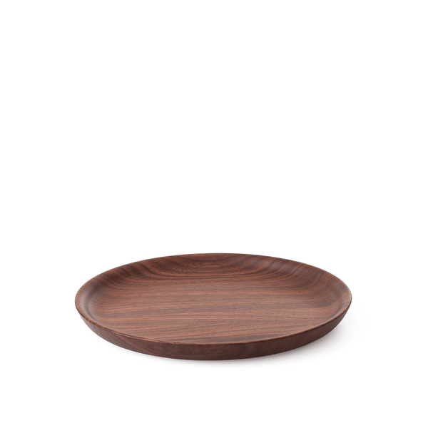 Walnut - Plate L by Hikiyose | JANGEORGe Interior Design