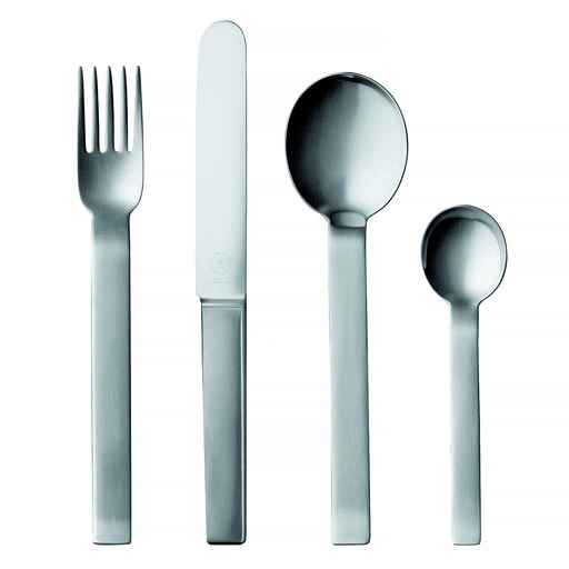 Pott 35, 5 piece set, stainless steel by Pott | JANGEORGe Interior Design