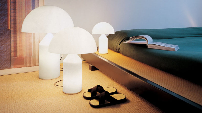 Atollo 237 Table Lamp | Oluce | JANGEORGe Interior Design