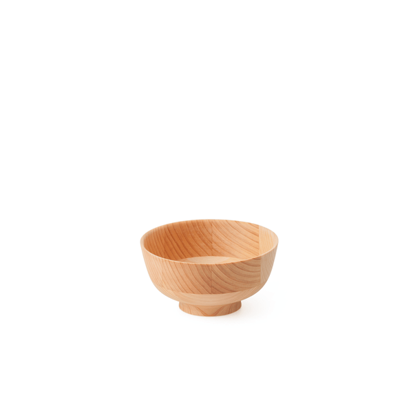 Japanese Cypress - Soup Bowl by Hikiyose | JANGEORGe Interior Design