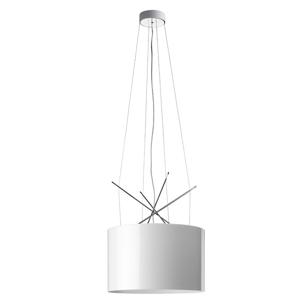 Ray S - Pendant Light by Flos | JANGEORGe Interior Design