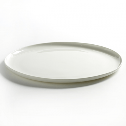 "Piet Boon Glazed low plate XL (06) 28x1.5cm/11x0.4"" (ØxH)"