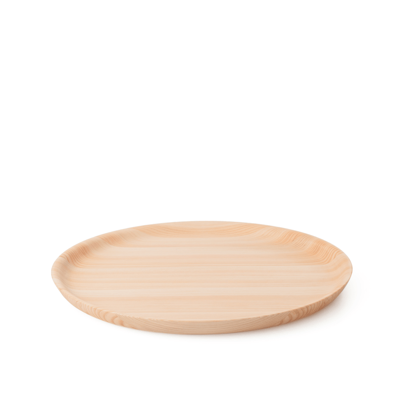 Japanese Cypress - Plate LL by Hikiyose | JANGEORGe Interior Design