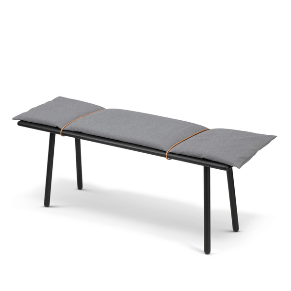 Georg | Bench with Wool Pad by Skagerak | JANGEORGe Interior Design