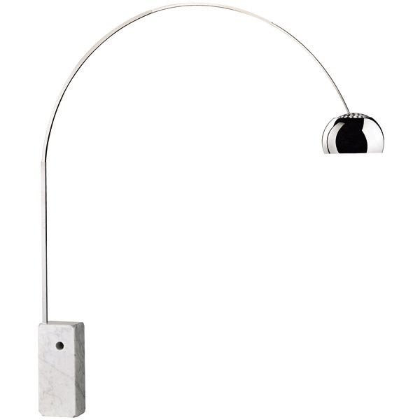 Arco - Floor lamp - JANGEORGe Interior Design - Flos