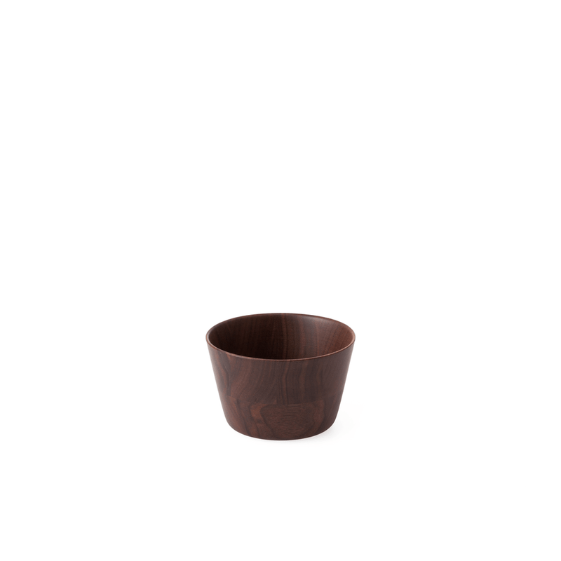 Walnut Soba Cup | Hikiyose | JANGEORGe Interior Design