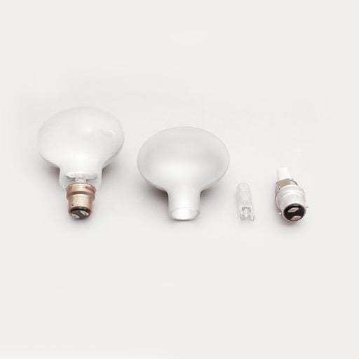Alternative for Changing the Cornalux / Hammerhead bulb | Oluce | JANGEORGe Interior Design