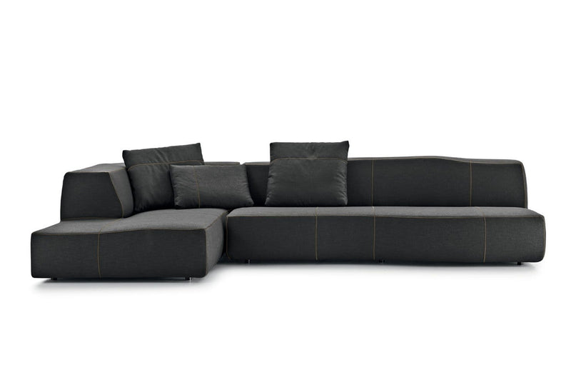 Bend sofa in quick ship program