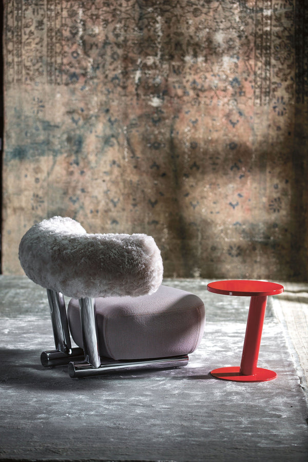 Pipe Side Table | Moroso | JANGEORGe Interior Design