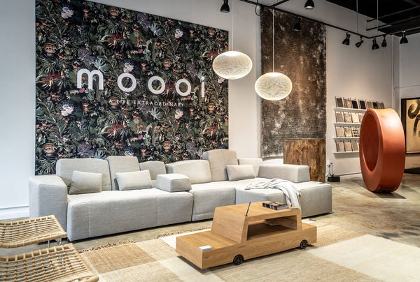 Something Like This Sofa Configuration MIA01 in Justo Muse Upholstery | Moooi | JANGEORGe Interior Design