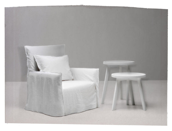 Ghost 04 - Armchair by Gervasoni | JANGEORGe Interior Design