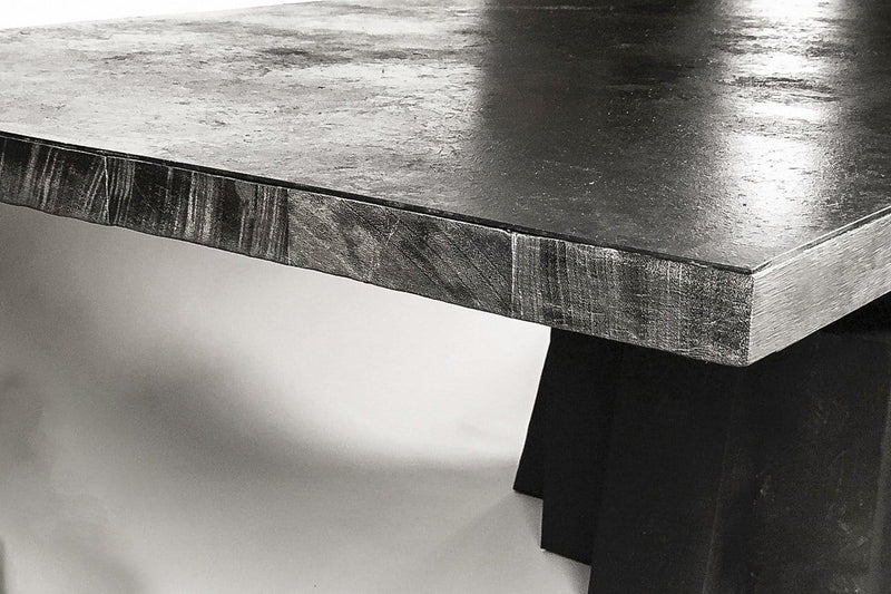 AD - Table by Arno DeClercq | JANGEORGe Interior Design