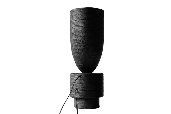 Pot Vase Leather | Arno DeClercq | JANGEORGe Interior Design