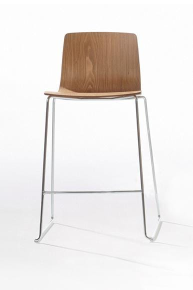 Aava (3918) - Bar Stool by Arper | JANGEORGe Interior Design