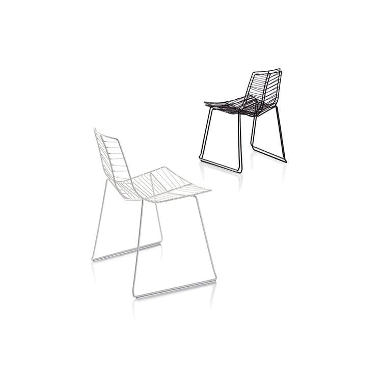 Leaf (1801) - Chair by Arper | JANGEORGe Interior Design