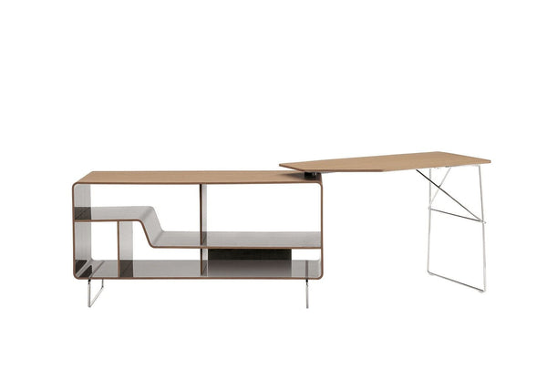 Arne - Writing Desk by B&B Italia | JANGEORGe Interior Design