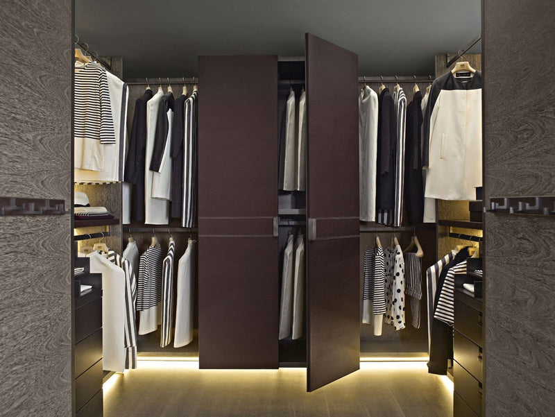 Backstage Wardrobe | B&B Italia | JANGEORGe Interior Design