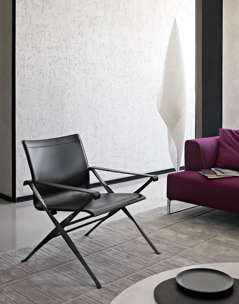 Beverly '14 Armchair | B&B Italia | JANGEORGe Interior Design