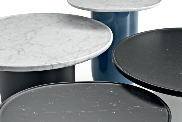 Button Tables - Small Table by B&B Italia | JANGEORGe Interior Design