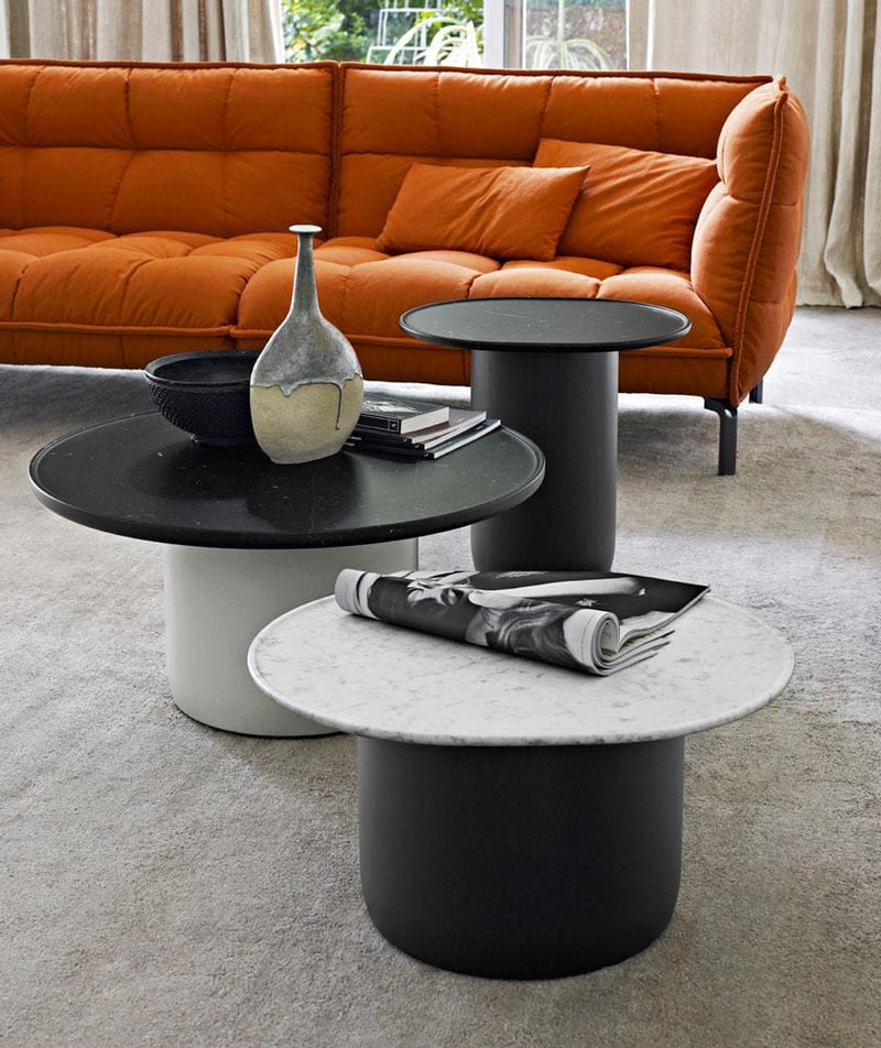 Button Tables | B&B Italia | JANGEORGe Interior Design